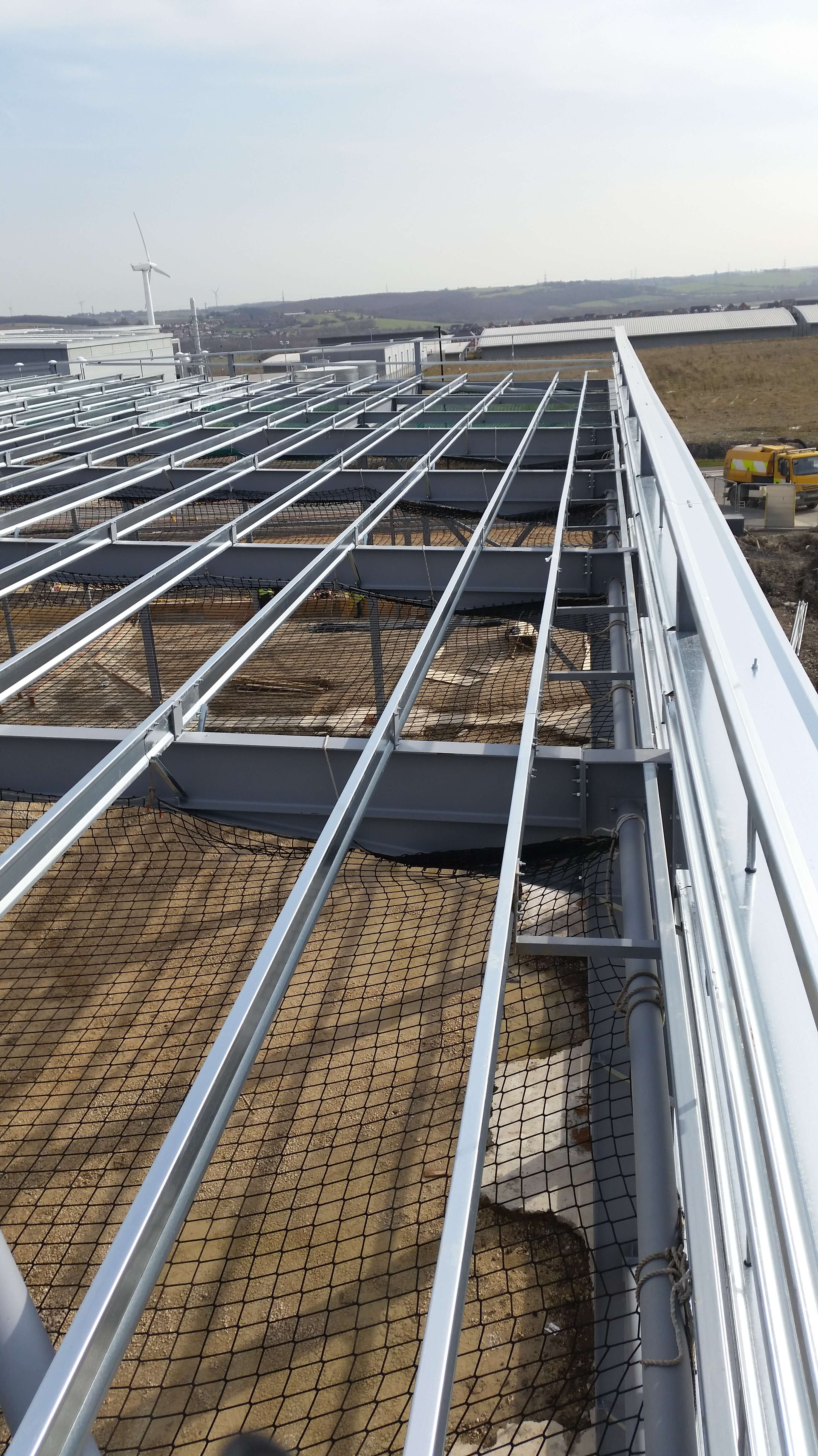 Nikkon Sheffield Sureseal Flat Roofing
